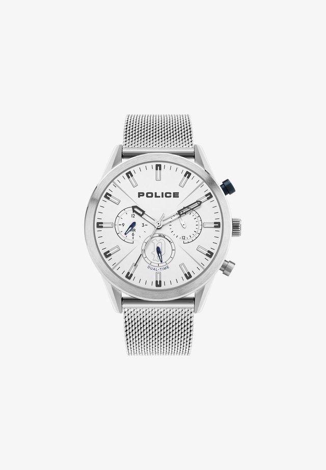 SILFRA - Chronograph watch - silver