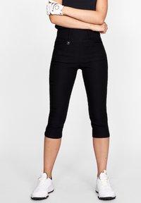 Röhnisch - Leggings - Trousers - black - 0