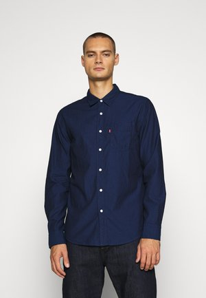 SUNSET POCKET STANDARD - Shirt - med indigo