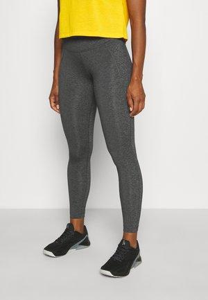 LUX - Legging - dark grey heather