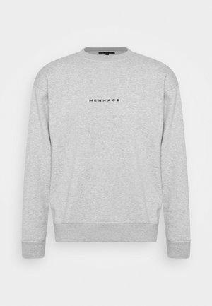 ESSENTIAL REGULAR UNISEX - Sweatshirt - mottled grey