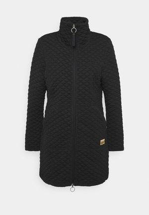 VALENCE - Krátký kabát - black