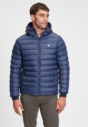 PUFFOS - Gewatteerde jas - blue