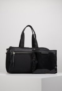 PARFOIS - SET - Weekendbag - black - 6