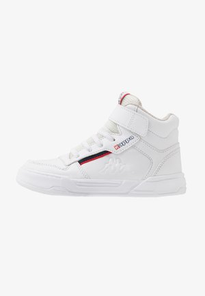 MANGAN II ICE - Sports shoes - white/red