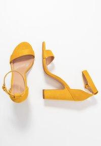 Anna Field - High heeled sandals - yellow - 3