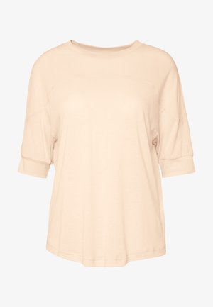 SOFT - T-shirts - meringue