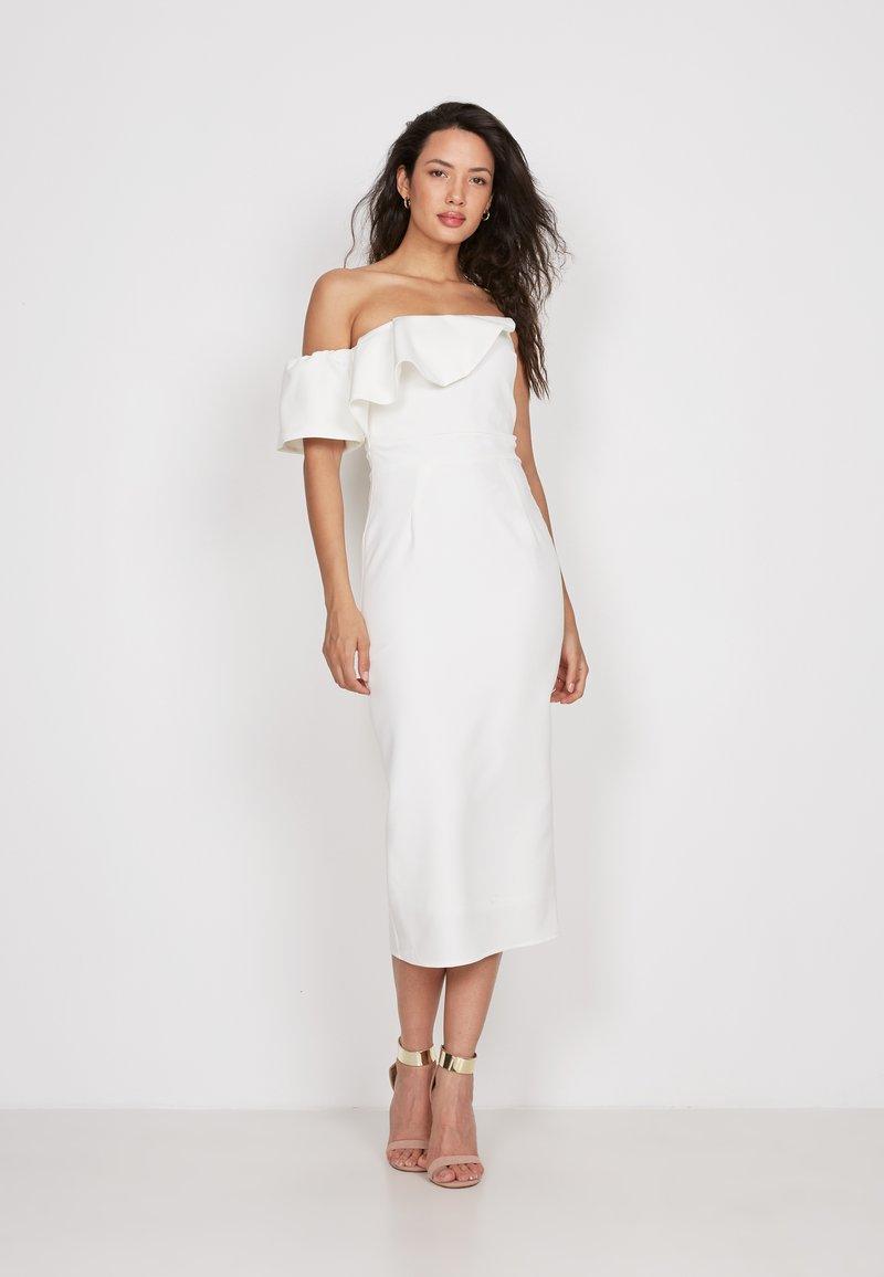True Violet - Cocktail dress / Party dress - off-white