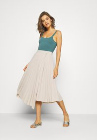 EDITED - NORA SKIRT - A-Linien-Rock - beige - 1
