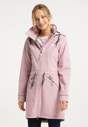 MIT MAGIC-PRINT - Parka - altrosa