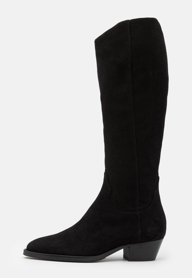 Høje støvler/ Støvler - nero