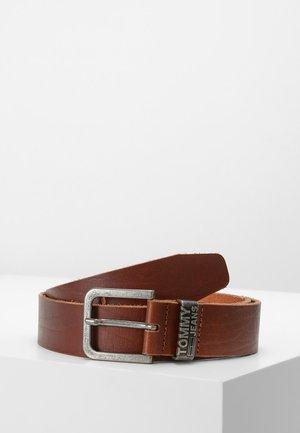 LOOP BELT - Belt - brown