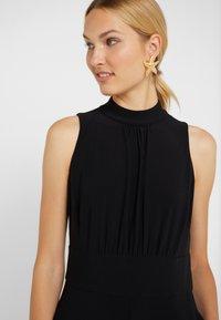Lauren Ralph Lauren - JOCASTA  - Overall / Jumpsuit /Buksedragter - black - 3