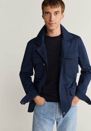 NINET - Summer jacket - indigoblau