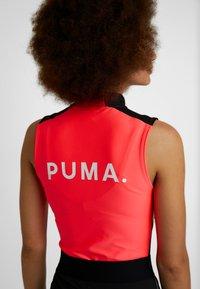 Puma - CHASE BODYSUIT - Linne - pink alert - 4