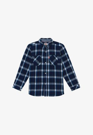 BUTTON UP - Shirt - dark blue