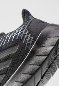 adidas Performance - ASWEERUN - Neutrale løbesko - core black - 5