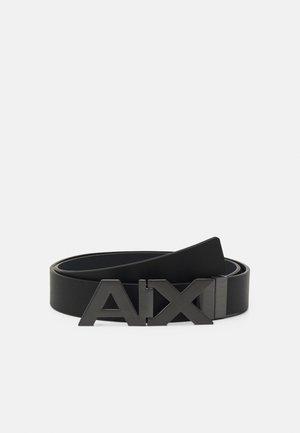 HINGE BELT - Belt - black/phantom