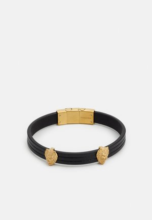 HERO LIONS - Bracciale - gold-coloured/black