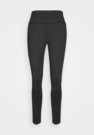INSERT PANEL LEGGING CURVE - Tights - black