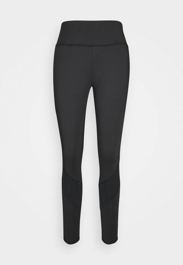 INSERT PANEL LEGGING CURVE - Punčochy - black