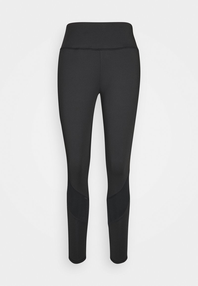 South Beach - INSERT PANEL LEGGING CURVE - Medias - black