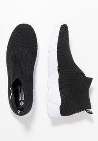 KangaROOS - KERBO SLIP - Sneakers high - jet black - 3