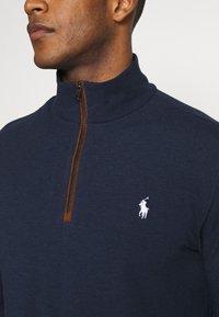 Polo Ralph Lauren Golf - LONG SLEEVE - Sweatshirt - medieval blue heather - 5