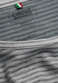 Cinque - Long sleeved top - schwarz - 4