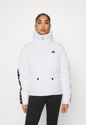 HEDORA - Winter jacket - bright white