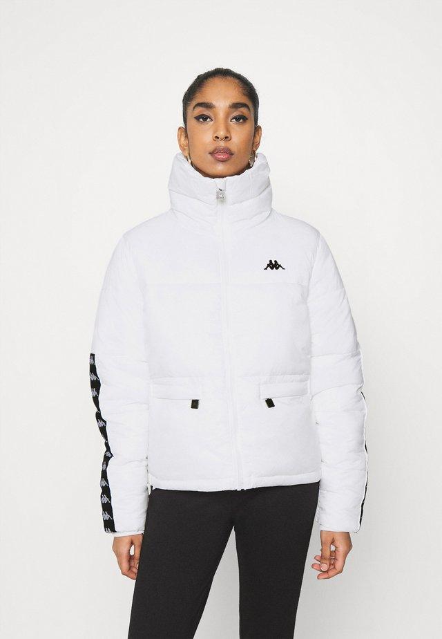 HEDORA - Giacca invernale - bright white