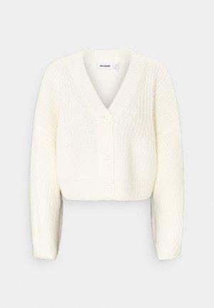 ELI CARDIGAN - Cardigan - off white