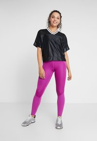 Calvin Klein Performance - FULL LENGTH - Leggings - purple - 1