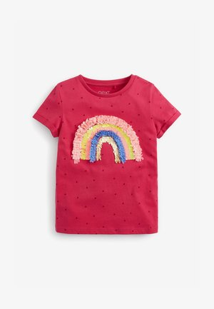 CONFETTI RAINBOW - T-shirt con stampa - pink