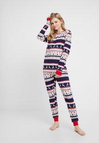 Cotton On Body - SET - Pyžamová sada - black/red - 1