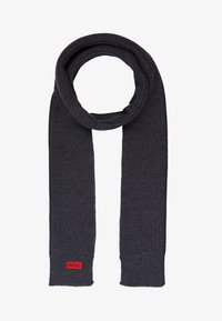 HUGO - ZAPPON  - Scarf - dark grey - 2