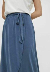Object - OBJANNIE NOOS - Wrap skirt - ensign blue - 3