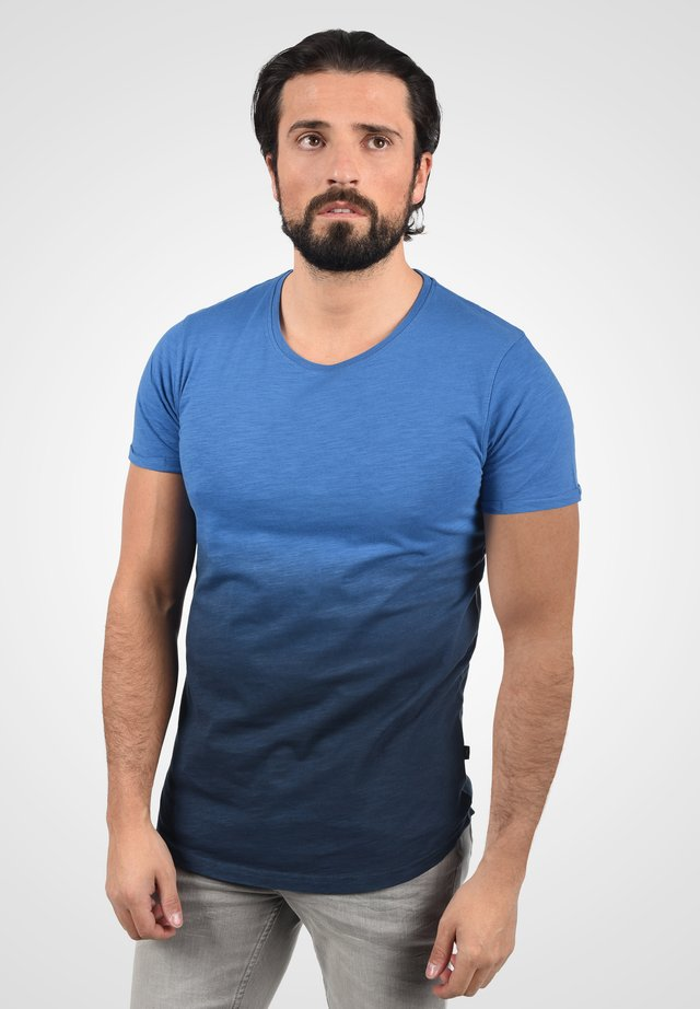 Basic T-shirt - insignia blue