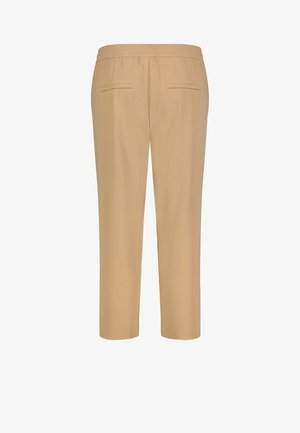 CHIARA  - Trousers - light cognac