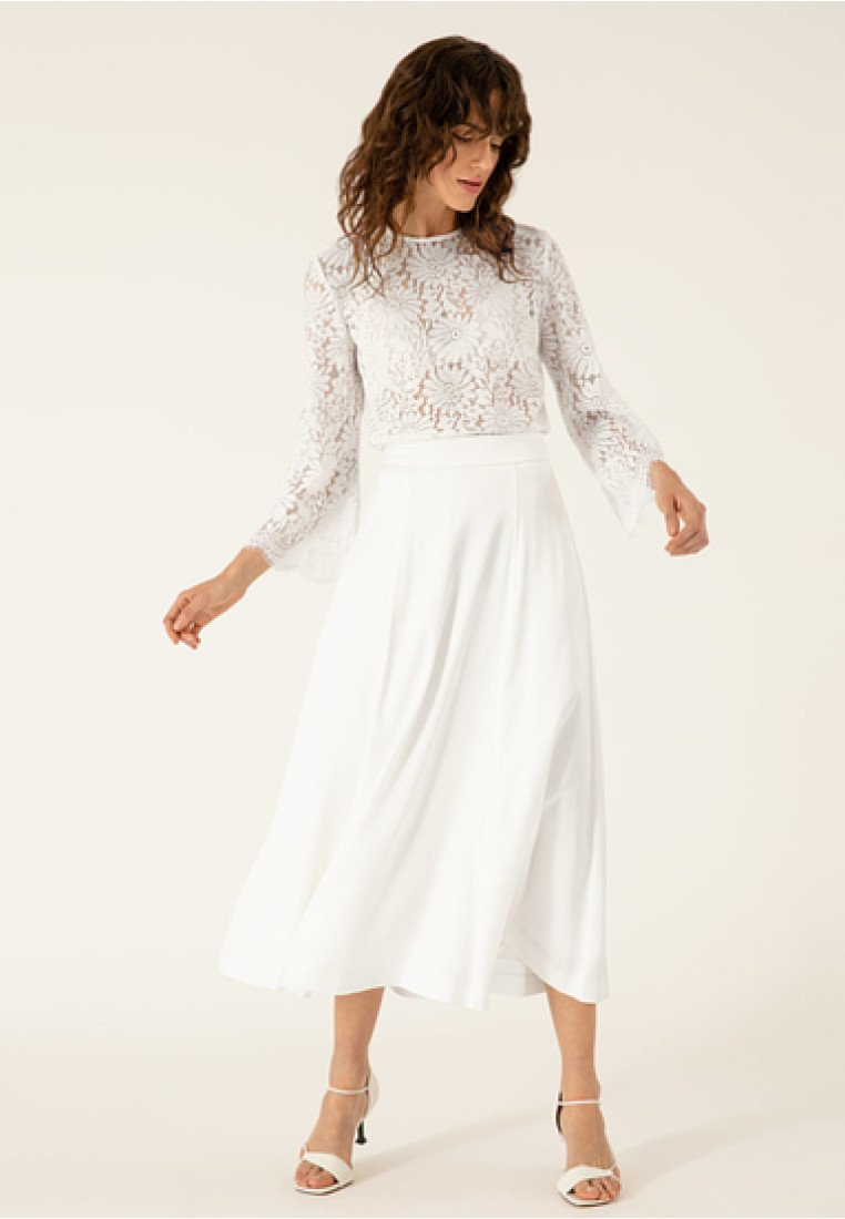 IVY & OAK BRIDAL - A-line skirt - snow white
