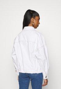 Karl Kani - Denim jacket - white - 2