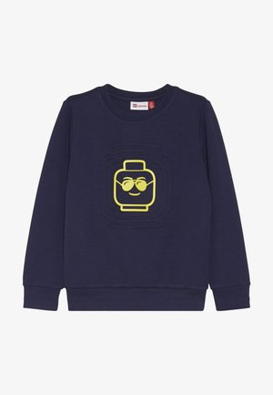 Long sleeved top - dark navy