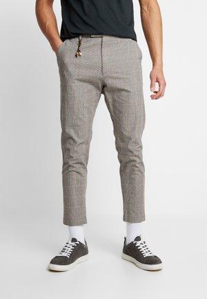 CIBEPPE  - Pantaloni - beige
