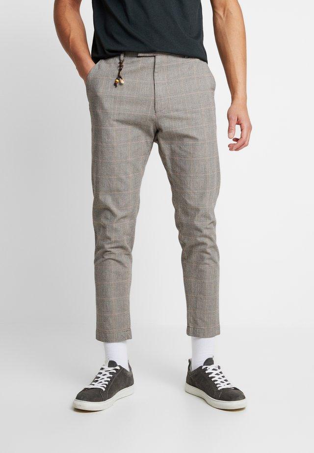 CIBEPPE  - Pantalon classique - beige