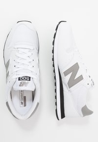 New Balance - 500 - Sneakers - white - 1