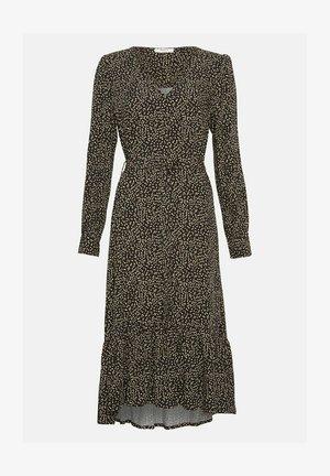 TALLA  - Day dress - black dot