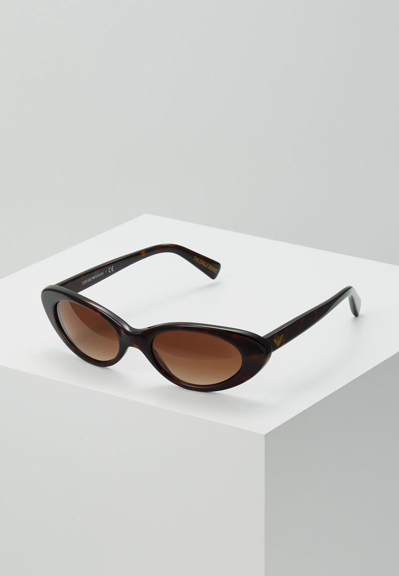 Emporio Armani - Sluneční brýle - dark brown