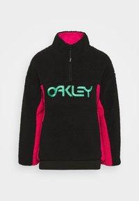 Oakley - WOMENS - Fleece jumper - black/rubine - 4