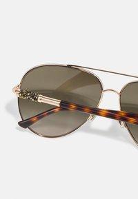 Jimmy Choo - GRAYS - Sunglasses - gold-coloured havana - 2