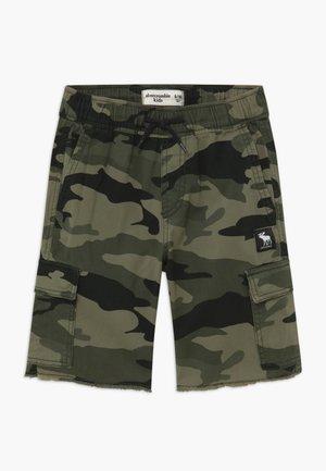 PULL ON - Cargo trousers - khaki
